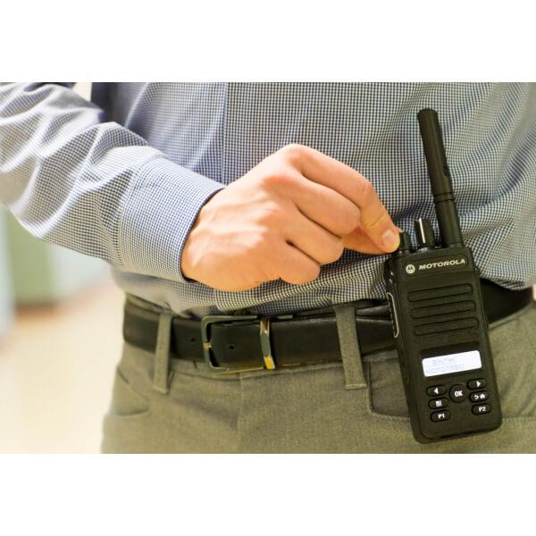 Motorola DP2600 VHF