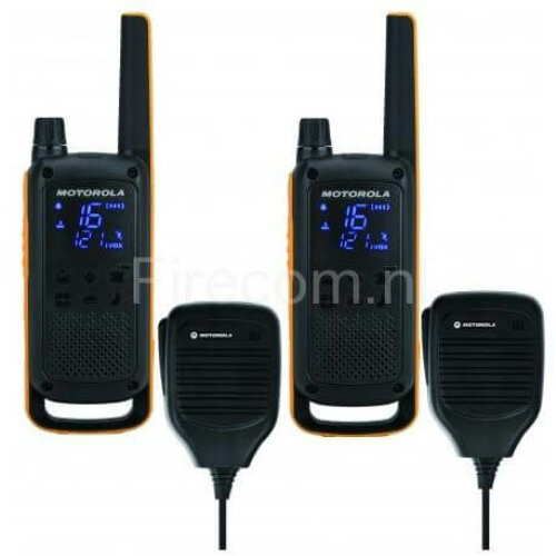 - De beste walkie talkies voor op wintersport -